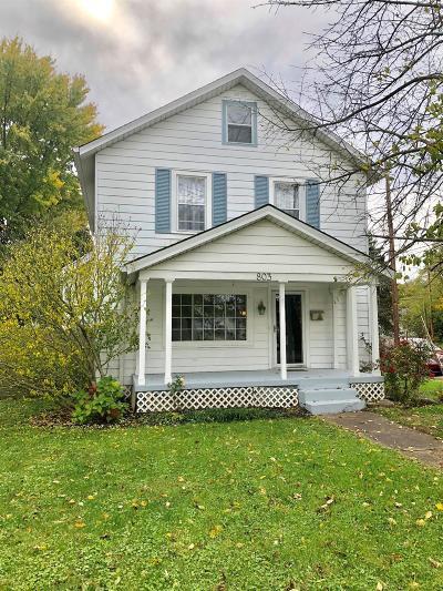 Hamilton Single Family Home For Sale: 803 St Clair Avenue