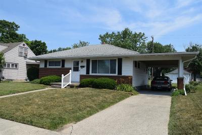 Hamilton Single Family Home For Sale: 88 Carlton Drive