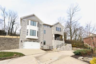 Cincinnati Single Family Home For Sale: 3513 Linwood Avenue