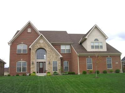 Butler County Single Family Home For Sale: 8302 Ascot Glen Court