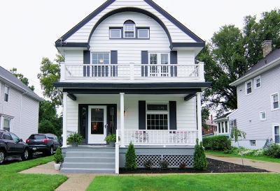 Hamilton County Single Family Home For Sale: 3806 Millsbrae Avenue