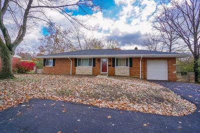Colerain Twp Single Family Home For Sale: 7878 Pippin Road