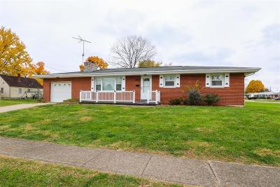 Hamilton Single Family Home For Sale: 275 Leo Drive