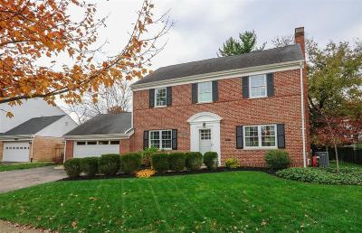 Hamilton County Single Family Home For Sale: 6739 Wooster Pike