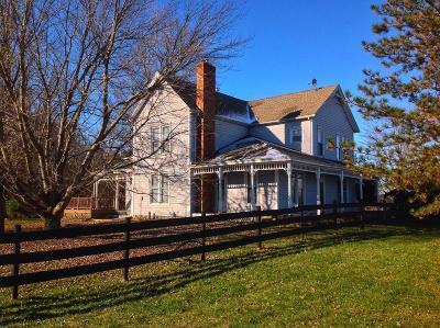 Dillsboro Single Family Home For Sale: 13699 Us Rt 50