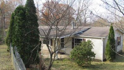 Preble County Single Family Home For Sale: 10795 Hoel Road #B