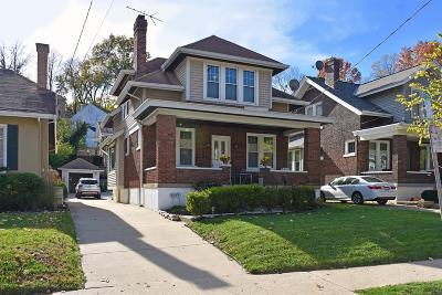 Cincinnati Single Family Home For Sale: 3099 Linwood Avenue