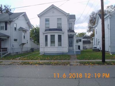 Hamilton Multi Family Home For Sale: 723 Belle Avenue