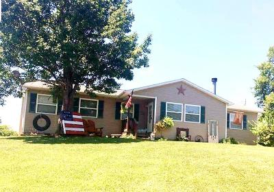 Sprigg Twp OH Single Family Home For Sale: $148,500