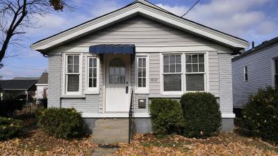 Hamilton Single Family Home For Sale: 1012 Minor Avenue