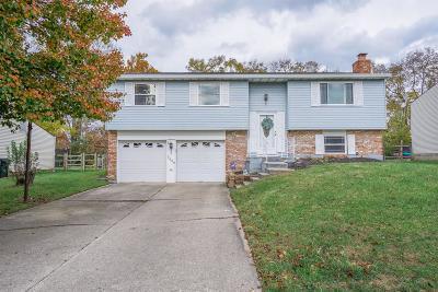 Fairfield Single Family Home For Sale: 2690 Jupiter Drive