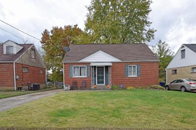 Single Family Home For Sale: 3745 Nightingale Drive