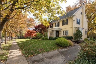 Hamilton County Single Family Home For Sale: 3832 Broadview Drive