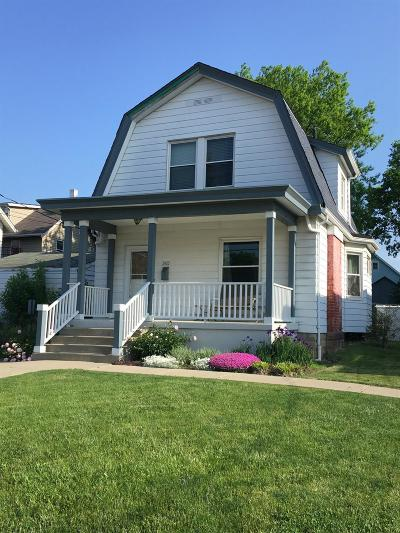 Norwood Single Family Home For Sale: 2410 Robertson Avenue