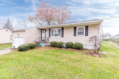 Hamilton Single Family Home For Sale: 181 Gregory Lane