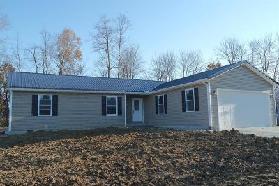 Adams County, Brown County, Clinton County, Highland County Single Family Home For Sale: 523 Mill Street