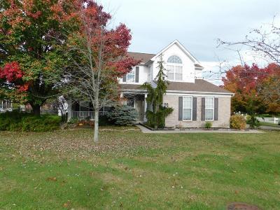Lebanon Single Family Home For Sale: 420 Cherry Hill Lane