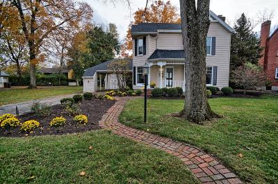 Single Family Home For Sale: 25 W Orchard Avenue