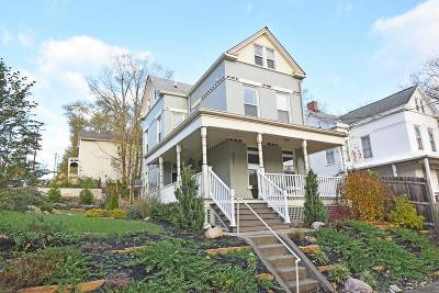 Cincinnati Single Family Home For Sale: 4247 Virginia Avenue