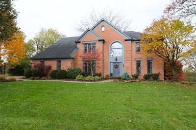 Single Family Home For Sale: 3810 Monets Lane