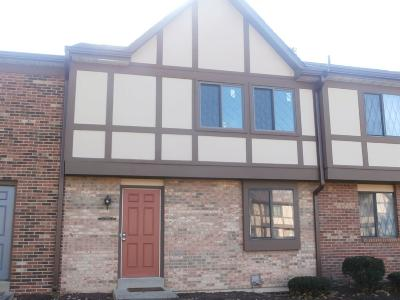 West Chester Condo/Townhouse For Sale: 7407 Saxony Drive