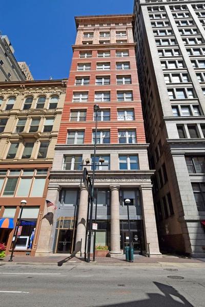 Cincinnati Condo/Townhouse For Sale: 18 E Fourth Street #401