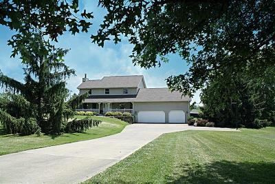 Butler County Single Family Home For Sale: 4311 Withrow Road