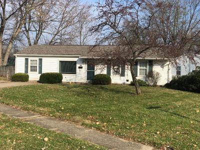 Colerain Twp Single Family Home For Sale: 9510 Loralinda Drive