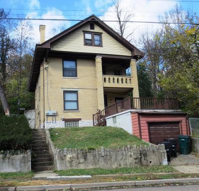Cincinnati OH Multi Family Home For Sale: $49,900
