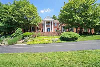 Hamilton County Single Family Home For Sale: 7434 E Aracoma Drive