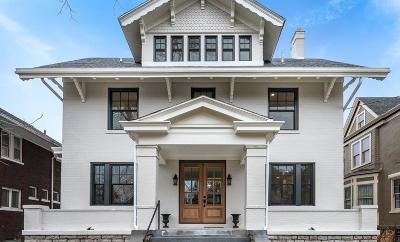 Cincinnati Single Family Home For Sale: 2541 Erie Avenue