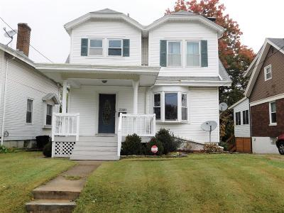 Norwood Single Family Home For Sale: 2340 Quatman Avenue
