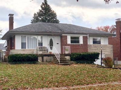 Green Twp Single Family Home For Sale: 5773 Eula Avenue