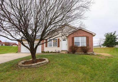 Fairfield Single Family Home For Sale: 2777 Tantivy Terrace