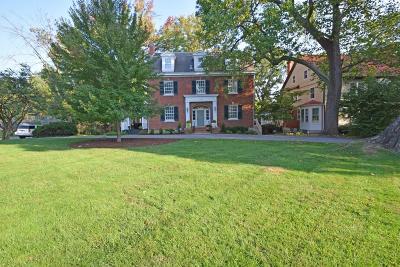 Cincinnati Single Family Home For Sale: 1900 Dexter Avenue