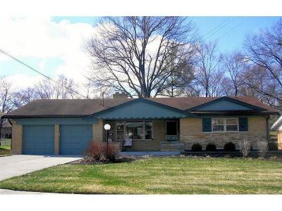 Green Twp Single Family Home For Sale: 5381 Laured Place