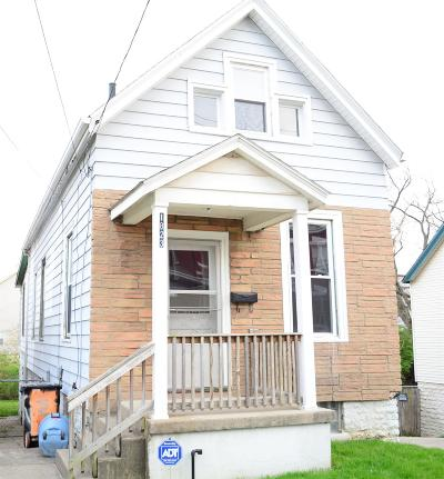 Norwood Single Family Home For Sale: 1823 Cleveland Avenue