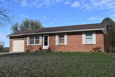 Highland County Single Family Home For Sale: 5248 Warlamount Road