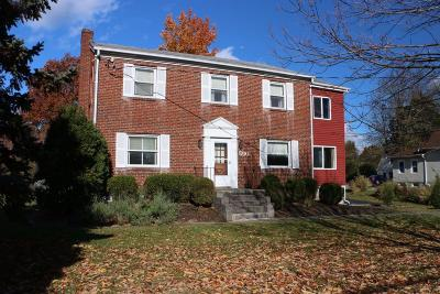 Single Family Home For Sale: 590 W Kemper Road