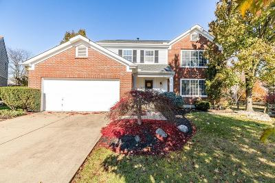 Deerfield Twp. Single Family Home For Sale: 4472 S Mallard Cove