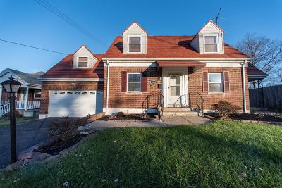 Green Twp Single Family Home For Sale: 4358 North Bend Road