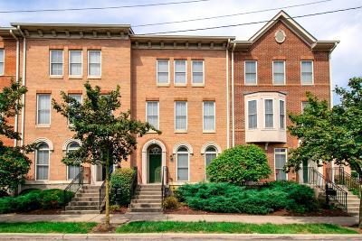 Cincinnati Condo/Townhouse For Sale: 1089 Cutter Street