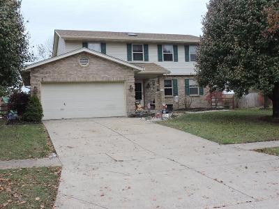 Fairfield Single Family Home For Sale: 3691 Buttonwood Court