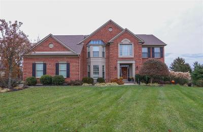 Miami Twp Single Family Home For Sale: 6683 Sandy Shores Drive