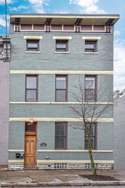 Cincinnati Multi Family Home For Sale: 207 Mulberry Street