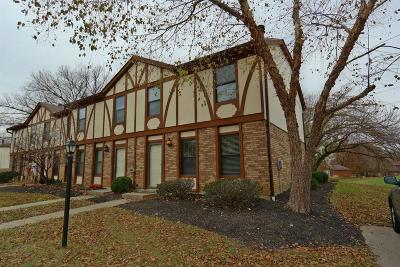 Miami Twp Condo/Townhouse For Sale: 7971 Tall Timbers Drive