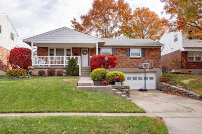 Green Twp Single Family Home For Sale: 2880 Chardale Court