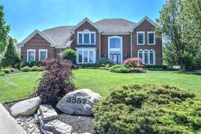 Hamilton County Single Family Home For Sale: 3557 Country Walk Drive