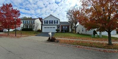 Hamilton Twp Single Family Home For Sale: 524 Weeping Willow Lane