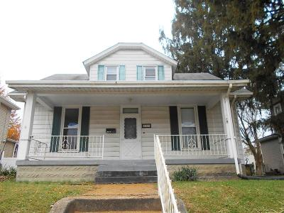 Hamilton Single Family Home For Sale: 911 Main Street